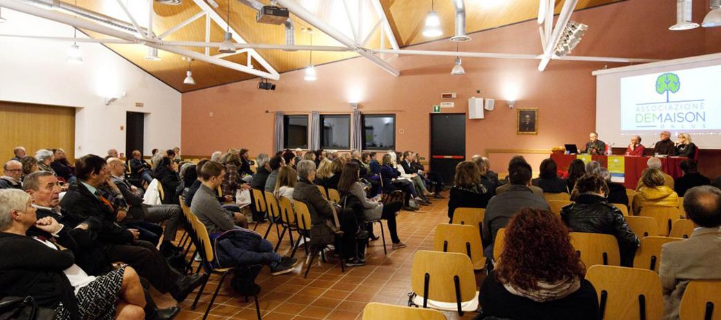October 23, 2015 – Presentation of the Association